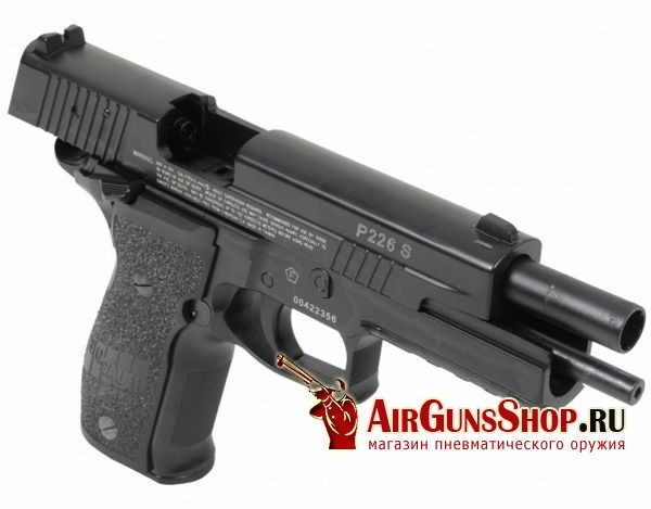 купить Cybergun Sig&Sauer P226 X-FIVE CO2 Blowback
