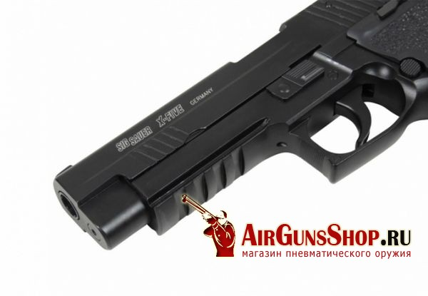 Cybergun Sig&Sauer P226 X-FIVE CO2 Blowback страйкбольный